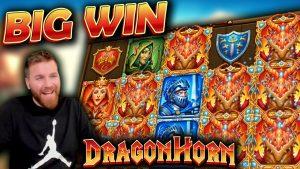 我们在DragonHorn上获得的最大胜利! (€10赌注)