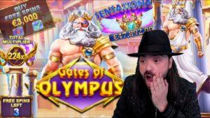 ROSHTEIN – novel Best Win on novel Game Gates Of Olympus!!!