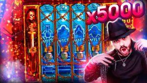 ROSHTEIN tape Win x5000 on Warrior Graveyard slot – TOP 5 Mega wins of the calendar week