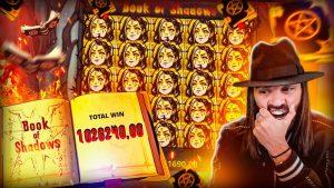 ROSHTEIN kuckt Weltband Gewannt 1.000.000 € um Volume vu Shadows Slot - TOP 5 Mega Gewënn vun der Kalennerwoch