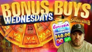 SLOTS BONUS purchase WEDNESDAYS FEAT. VIEWERS! Episode #6