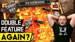 SUPER large WIN on Deadwood! (component 5 of 5 – 45.000€ Cashout)