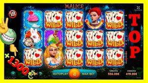 Slot BAR❣️Malice❣️Online💣Super large WIN(Cristaltec)💸tape Win🔝