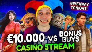 Slots BONUS BUYS Special! BIGGEST WINS casino bonus flow wtih mrBigSpin!