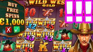Wild W Au 🤠 MEGA large Wins on the BONUS BUYS €20 MAX BET😵 BONUS OMG We destroyed this Slot‼️