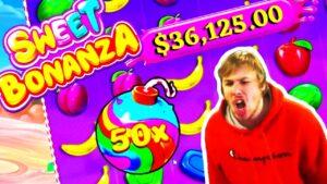 Xposed 36.125$ Win on sweetness Bonanza Slot – Daily Dose of Gambling #40