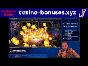 casino bonus large WIN – 60€ bet on The Wiz Slot – large WIN on Online Slots