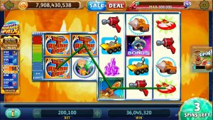 """homecoming TO PLANET LOOT Video Slot casino bonus Game with a """"large WIN"""" unloose SPIN  BONUS"""