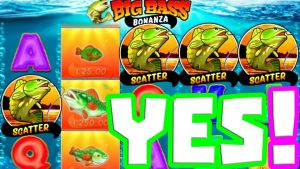 large Bass Bonanza 🐟 large Wins Bonus Hunt release spins only large Bets upward to €10 YES 😵 4 Scatter‼️