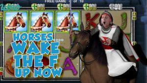 large WIN!!!!! Knights Life from LIVE current (casino bonus Games)