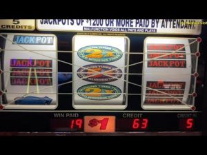 [large WIN] Triple Cherry, Winning Times, GEMS $27, Triple Double MOOLAH @Pechanga Resort casino bonus
