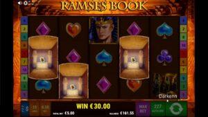 large WIN at Ramses volume 205x 🔥 5€ STAKE – Online casino bonus Slots