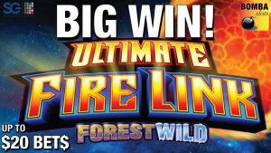large WIN$ on ☄️ Ultimate flaming Link ☄️ woods Wild – at The Cosmopolitan inwards Las Vegas 🎰 upwardly to $20 BET$