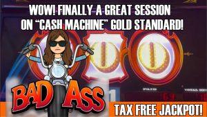 large WINS! 💵 CASH MACHINE Au measure 🌟 3 large WINS inwards ane SESSION!! 💰 WINSTAR