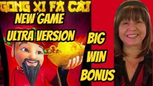 large Win Bonus! novel Gong Xi Fa Cai Ultra-Over Loot & Ultimate flame Link