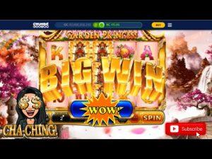 large Win on Garden Princess | Chumba casino bonus | existent Money