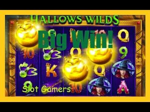large Win! on Hallows Wilds | Chumba casino bonus | Slot Gamers