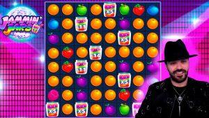 novel WORLD tape large WIN on Jammin Jar's Slot (force Gaming) – casino bonus Slots large Wins