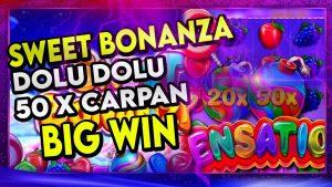 sugariness BONANZA   Fruit political party Yüksek Kazanç 50 Çarpanlarla Kazanmaya Devam #sweetbonanza #bigwin #slot