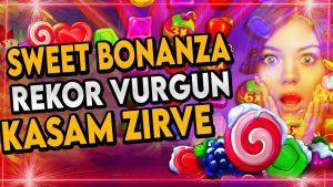 açucarado BONANZA | Rekor Vurgun Kasam Zirve 100 X #slot #sweetbonanza #casino bonus #bigwin