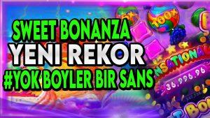 sugariness BONANZA Yeni  Rekor Vurgun Yok Böyle Bir Kazanç #sweetbonanza #slot #bigwin