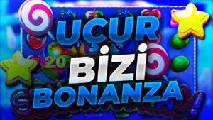 sweetness BONANZA | Bonanza vericeksin diyorsam,vericeksin bebeğim:) #sweetbonanza #casino bonus #bigwin #slot