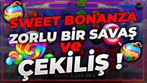 ħlewwa BONANZA | Kalpleri Mükemmel Patlattım, Çekiliş Detayları Video'da #sweetbonanza #casino bonus #bigwin