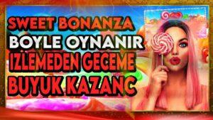 sweetness BONANZA | Kazanmanın Yolu Cesaret Ve Taktikten Geçer #sweetbonanza #slot #casino bonus #bigwin