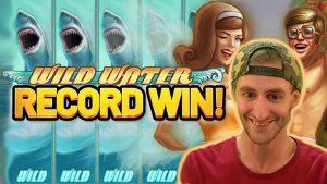 tape WIN!!! WILD H2O large WIN – €5 BONUS ON casino bonus SLOT FROM NETENT