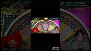 A huge win streamer inward an online casino bonus #83 🎁 100 unloose Spins With No Deposit inward The Description