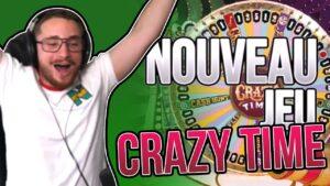 BIGWIN sur le jeu CRAZYTIME (casino bonus en ligne)