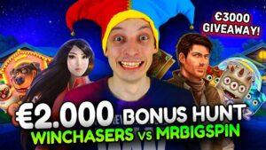 BONUS OPENING! LIVE casino bonus SLOTS flow! large Wins!