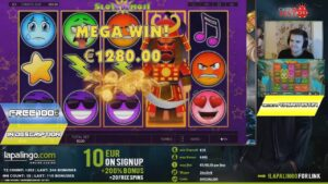 Biggest Win casino bonus ✄ Streamers Biggest Wins – #4 / 2021