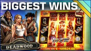 Biggest Wins on Deadwood Slot (Top 10)