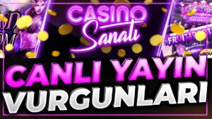 CASİNOSANATİ Vurgun Başlasın 1000TL PAPARA ÇEKİLİŞİ… #sweetbonanza #rulet #casino bonus #çekiliş #bigwin