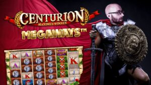 Centurion Megaways: HUGE win from Live flow!