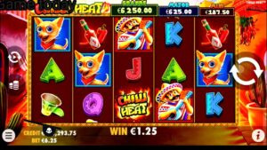 Chilli Heat large Win casino bonus Slots, online slots, online casino bonus, slot machine, biggest wins, slot wins
