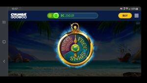 Chumba casino bonus bonus as well as large win on Kraken's Bounty