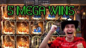 DEAD OR live 2 !!! 5 Mega Wins… Top 5 large Win… Best Wins… Online casino bonus…