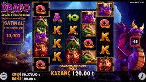 Drago | Ayak Üstü Kazanç Huge Win.. #casino bonus #slot #pragmatic