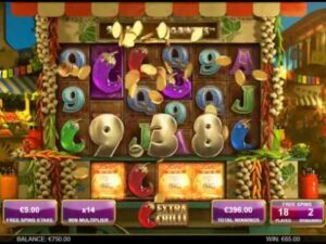 Extra Chilli large Win- bonus purchase- 5 euro bet   Royale Slot casino bonus
