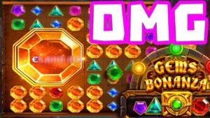 Gems Bonanza 💎 MEGA large WIN 😵 Bonus Buys ULTRA large COLOSSAL 🔥 on these large BETS Epic Session‼️