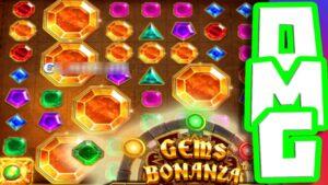 Gems Bonanza 💎 Mega large Wins 😱 Epic Bonus Buys HUGE Squares together with Colassals dorsum 2 dorsum Level upwards‼️