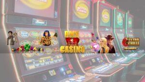 HAI CU large WIN | BLACKJACK | HAI CU MEGA WIN | RELAX in addition to have got FUN WITH DMX casino bonus.