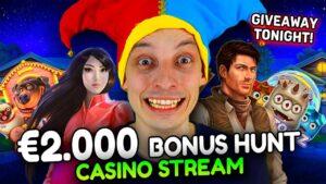 LIVE casino bonus current! Slots large Wins! BONUS OPENING so BONUS BUYS!
