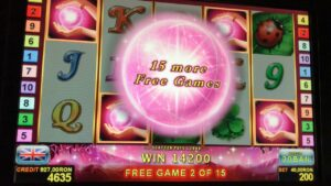 Lucky Lady Charm large WIN 183000