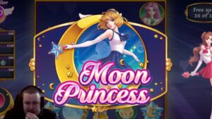 Luna Princess Huge Win ★ Vihjeareena Twitch current