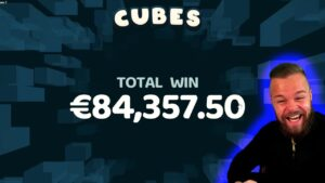 MEGA EXTRA HUGE WIN on Cubes Slot – Records Wins Of The calendar week