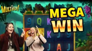 MEGA VOITA! Multifly Huge Win - kasinobonuspelit MrGambleSlots Live -versiosta
