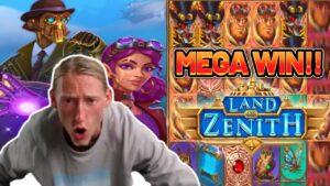 MEGA WIN!! terra firma OF ZENITH large WIN – novel casino bonus SLOT FROM force GAMING (MUST regard)